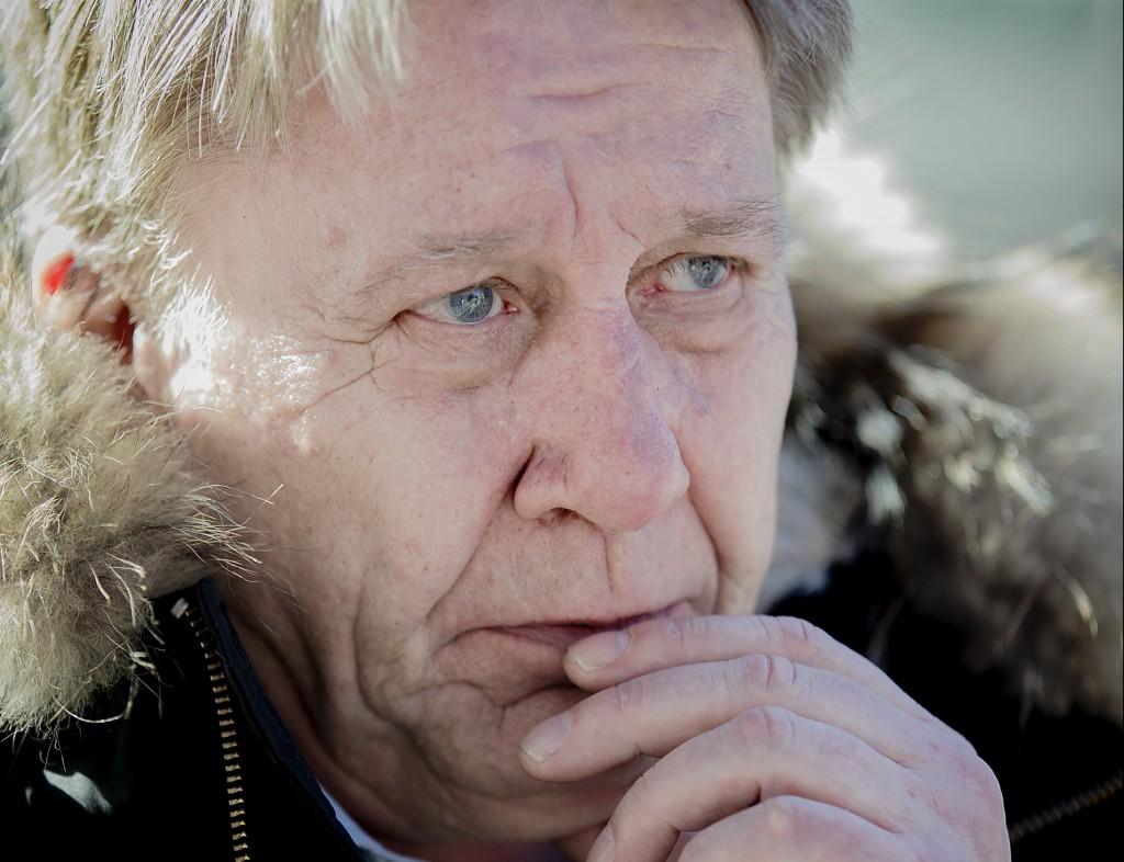 Henning Haug, leder av Offshoredykkerunionen