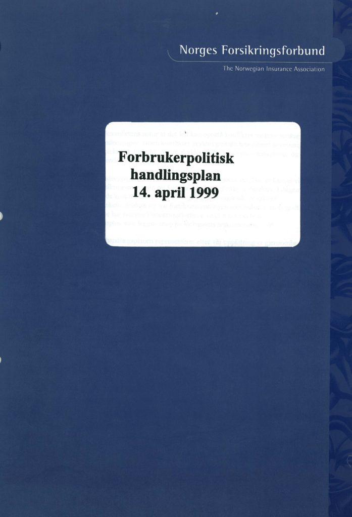 norges-forsikringsforbund-forbrukerpolitisk-handlingsplan