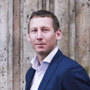 Advokat Tom Sørum som jobber med erstatning etter personskade