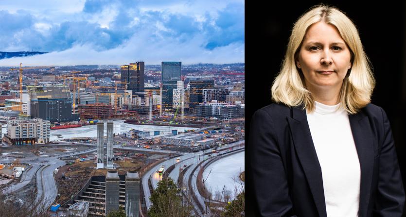 Advokat og partner Anette Eckhoff i Advokatfirmaet Ness Lundin har lang erfaring innen saker om fast eiendoms rettsforhold.