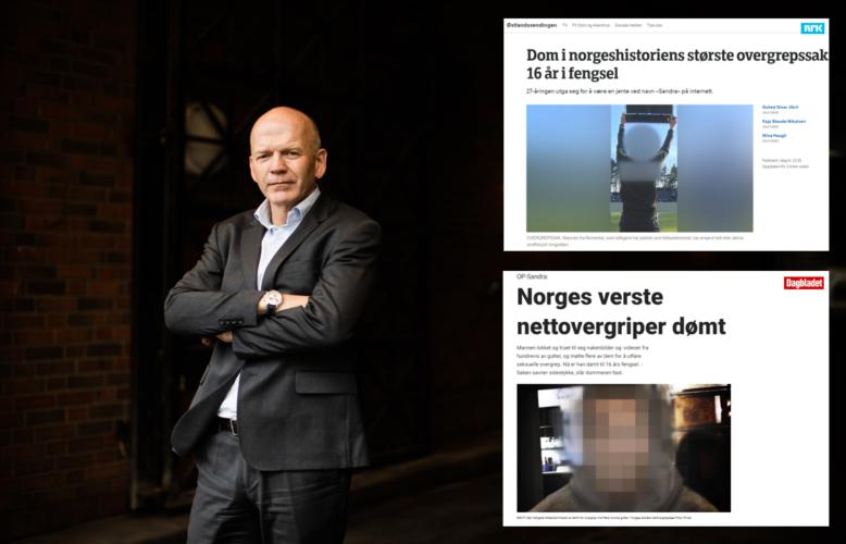 Christian Lundin, bistandsadvokat Ness Lundin