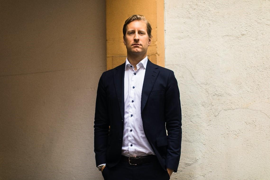 Fotografi av Ole Breder Wahl, Advokatfirmaet Ness Lundin, representerer en skadelidt i en forsikringssak etter tap av helseattest