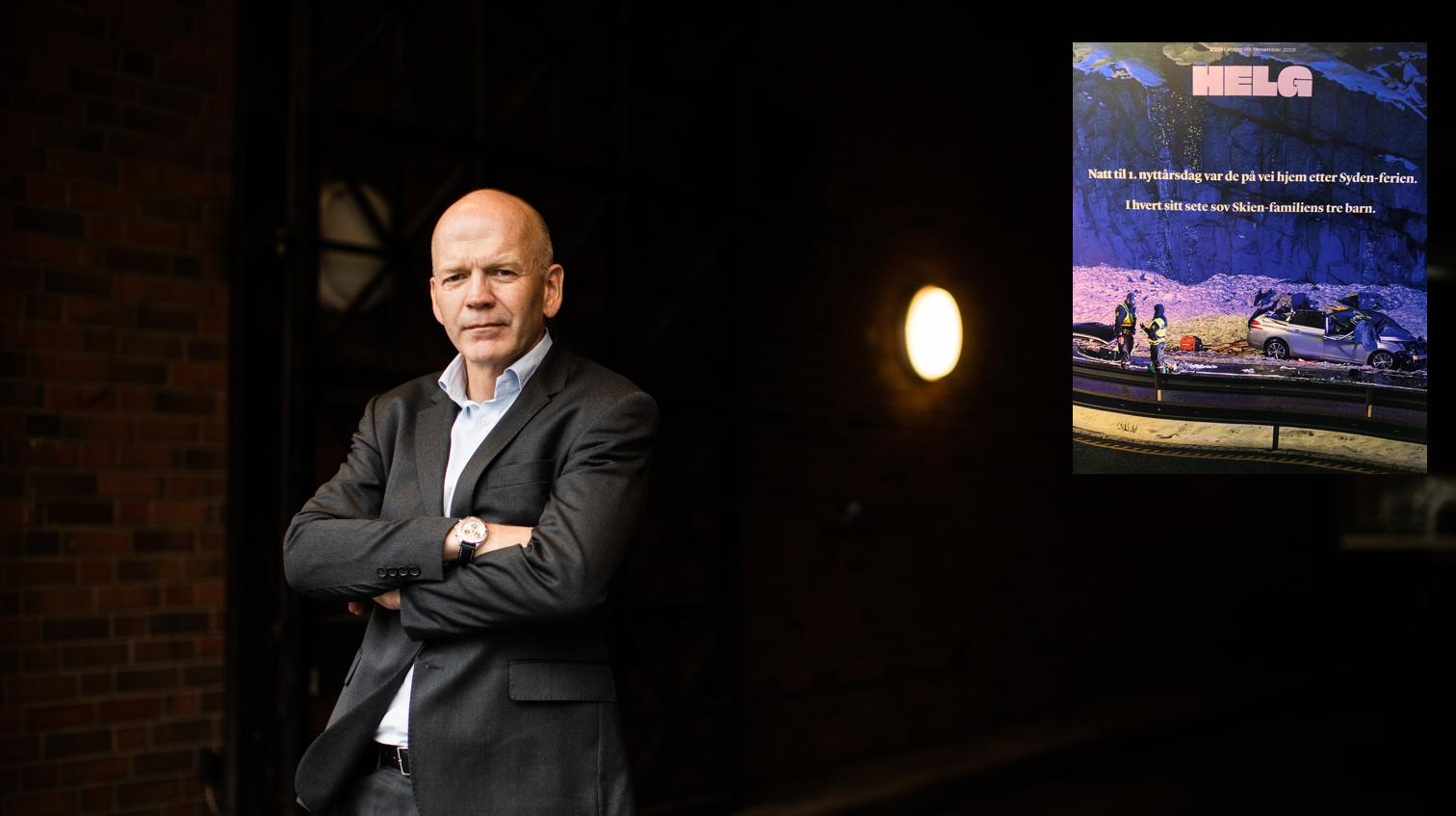 Advokat Christian Lundin, bistandsadvokat i Ness Lundin