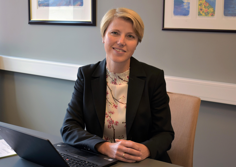 Therese Lohne Boehlke er advokat i sak om pasientskade etter vaksine mot svineinfluensa