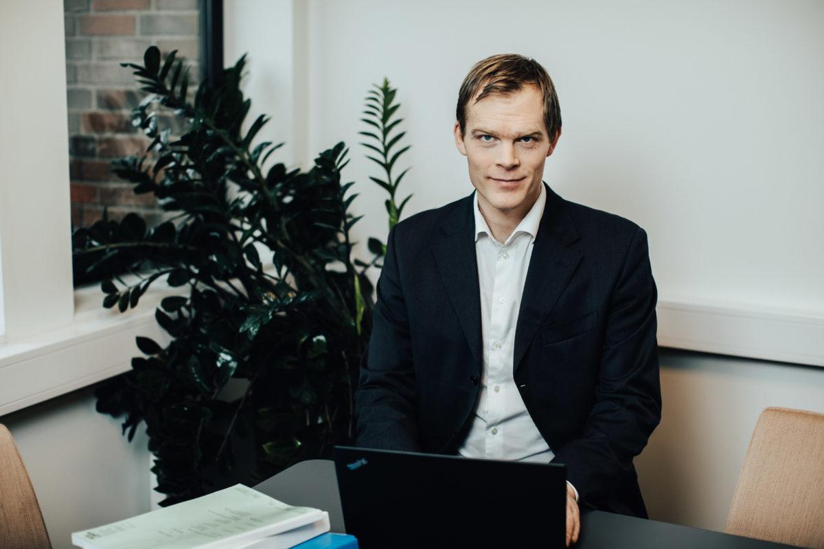 Advokat Trond Walmsnæss Wehn, Advokatfirmaet Ness Lundin