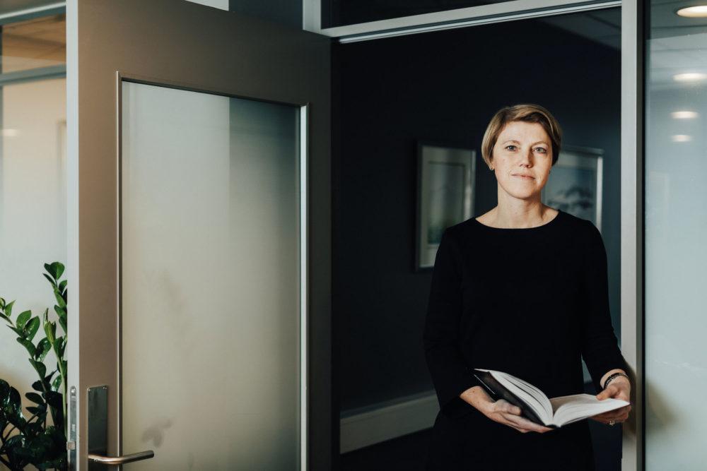 Advokat Therese Lohne Boehlke, Advokatfirmaet Ness Lundin, bistår i pasientskadesaker etter vaksine
